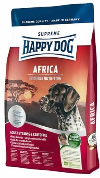 Happy Dog SUPREME AFRICA 4kg