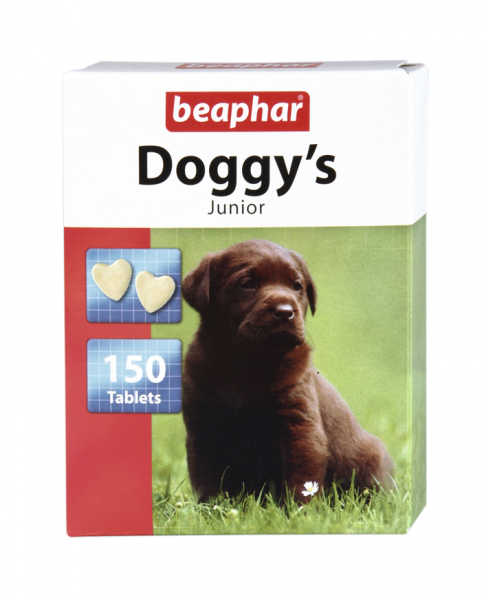 Beaphar Doggy's Junior 150 szt