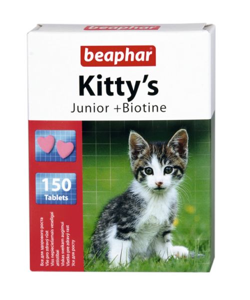 Beaphar Kitty's Junior 150 szt.