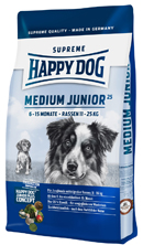 Happy Dog Medium Junior 1 kg