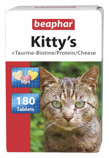 Beaphar Kitty's Mix  180 szt.