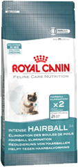 Royal Canin Feline Intense Hairball 2kg