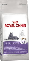 Royal Canin Feline Sterilised +7 400g
