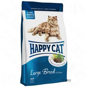 Happy Cat Fit&Well ADULT LARGE BREED (duże koty) 1,8kg