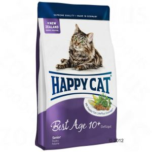 Happy Cat Fit&Well BEST AGE 10+ 300g