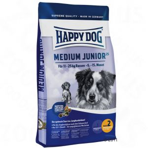 Happy Dog Medium Junior 4 kg