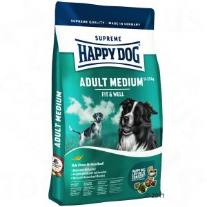 Happy Dog Fit&Well ADULT MEDIUM 300 g