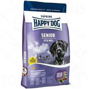 Happy Dog Fit&Well SENIOR 1 kg