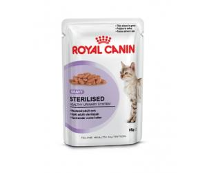 Royal Canin saszetka Sterilised w galaretce 85g