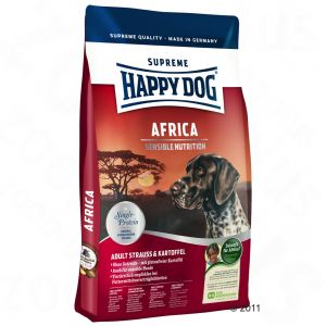 Happy Dog SUPREME AFRICA 1kg