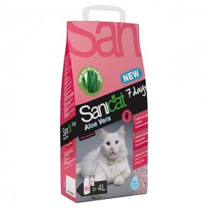 Sanicat proffesional 7 days rose 4 l