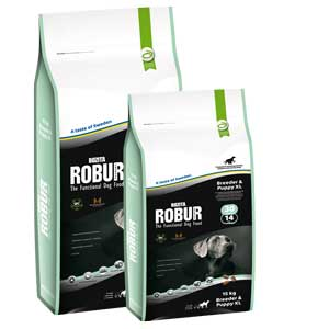 Bozita PIES sucha ROBUR Breeder&Puppy XL 2kg