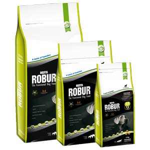 Bozita PIES sucha ROBUR Genuine Lamb&Rice 2kg
